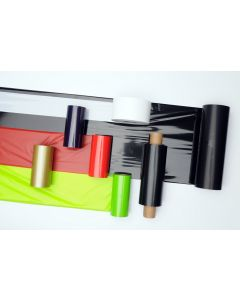 Carl Valentin Thermal Premium Wachs (Wax) kompatibles Farbband, Breite: 110mm, Länge 450m, VE:12 Stück (Mindestabnahme)