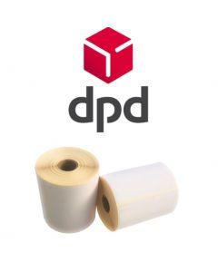 Thermische VersandEtiketten DPD, 102mm x 150mm, ECO, 300 Etiketten, weiß, 25mm Kern, permanent