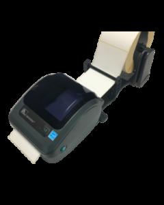 Externer Etiketten-Rollenhalter für diverse Etikettendrucker