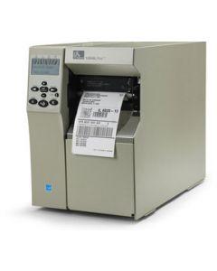 Zebra 105SL Plus (103-8KE-00110), Etikettendrucker, automatische Schneideeinrichtung / 64MB FLASH auf MLB