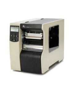 Zebra 110Xi4 (116-80E-00204), Etikettendrucker, rewind + peeler